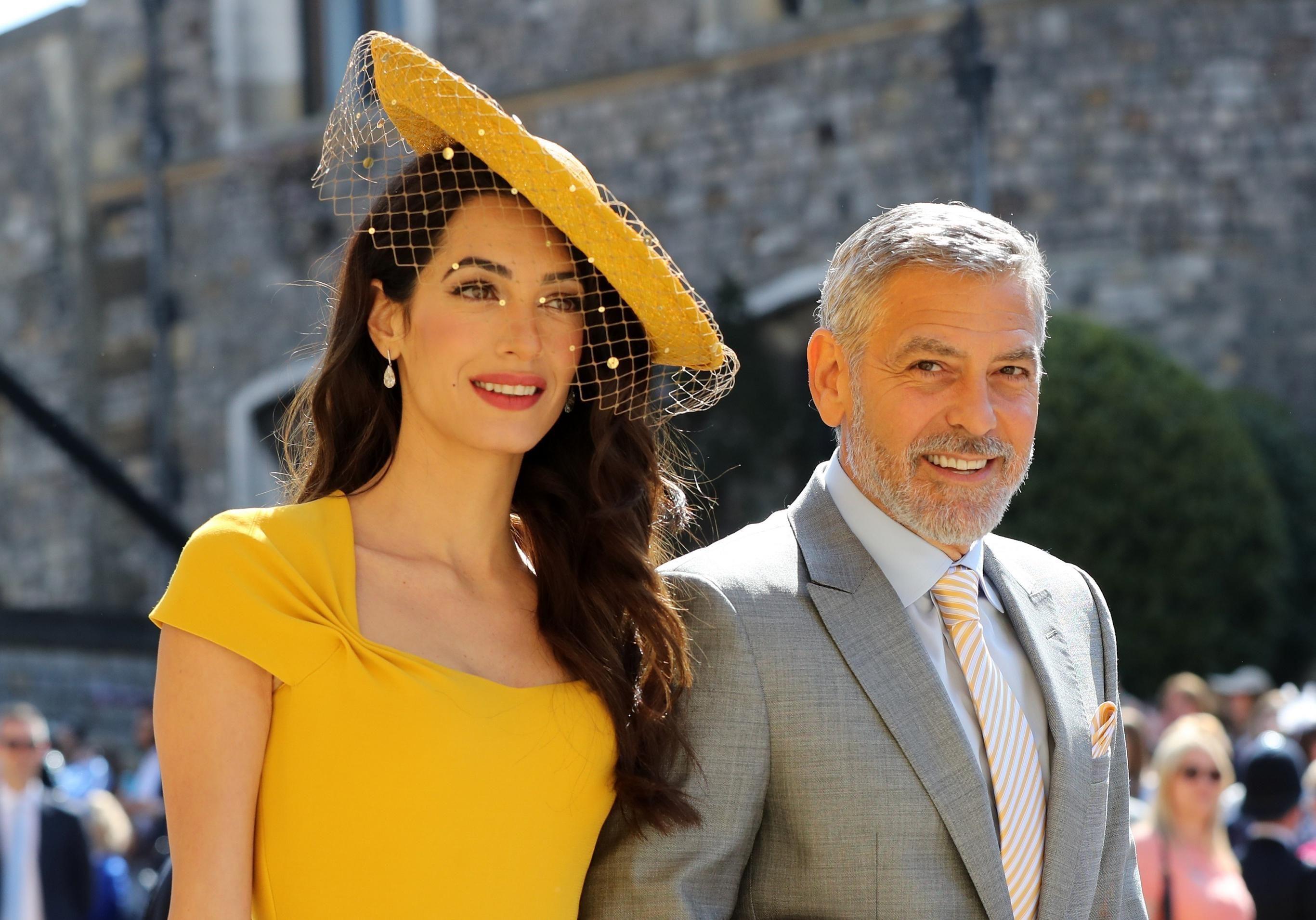 Amal Clooney : son coiffeur révèle les secrets de son sublime beauty look affiché au Mariage de Meghan et Harry