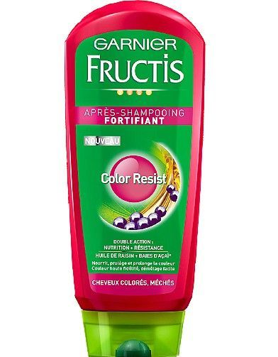 Beaute soin cheveux coiffure apres shampooing Fructis