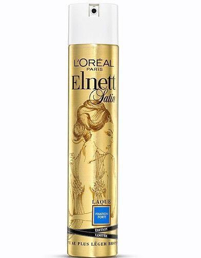 Beaute soin cheveux coiffure laque gels Elnett