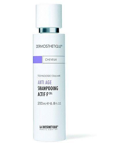 Beaute soin cheveux coiffure shampoing Derm Hair AntiAge