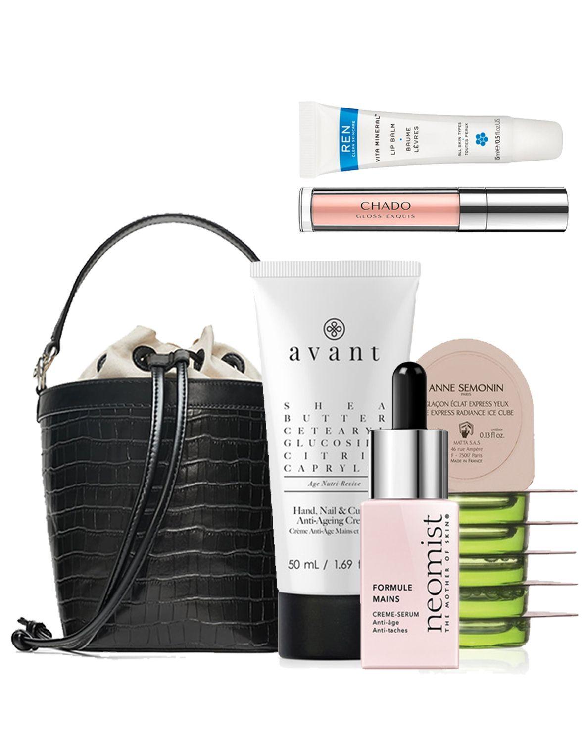12 produits de beauté à glisser dans son sac à main