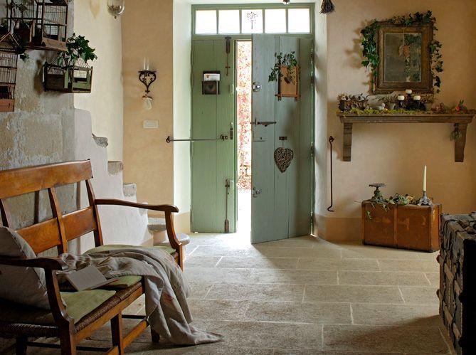 Visite d'une charmante maison d'hôtes