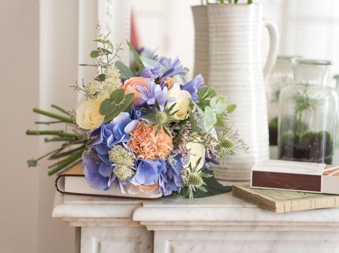 l 39 actu du jour recevez un joli bouquet chez vous tous les mois elle d coration. Black Bedroom Furniture Sets. Home Design Ideas