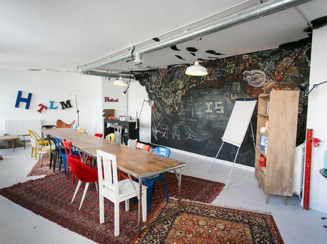 Les bureaux les plus cools de France