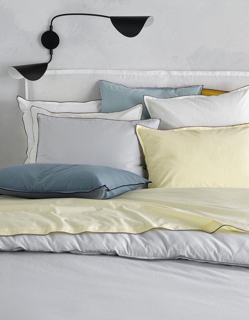 Décorez le mur au-dessus de votre lit - Elle Décoration