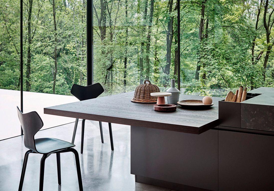 Cuisine moderne 25 cuisines contemporaines pour vous inspirer elle d coration - Tableau de cuisine moderne ...