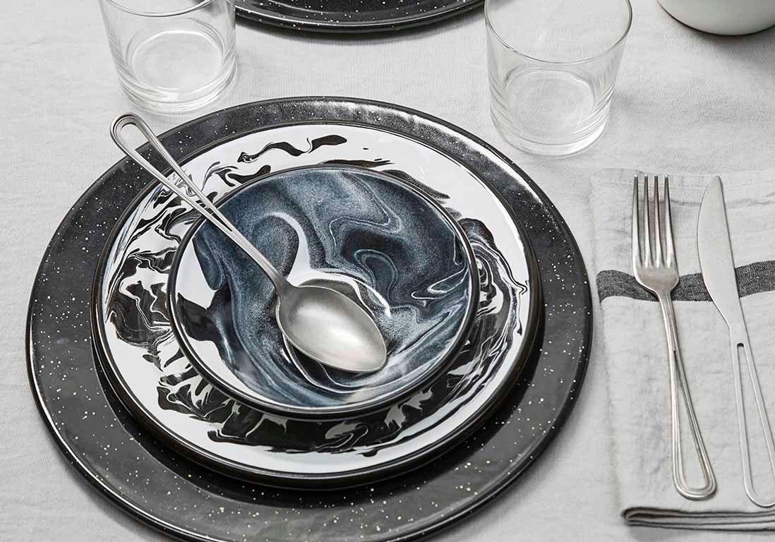 La vaisselle design dépoussière l'art de la table !
