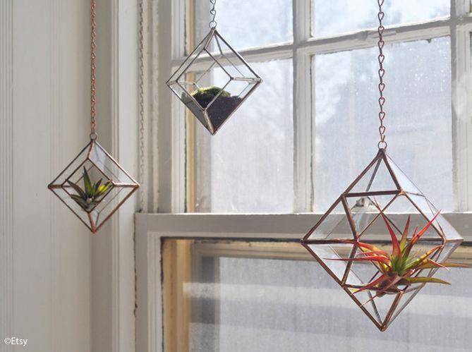 Donnez des airs de jardin à votre intérieur !