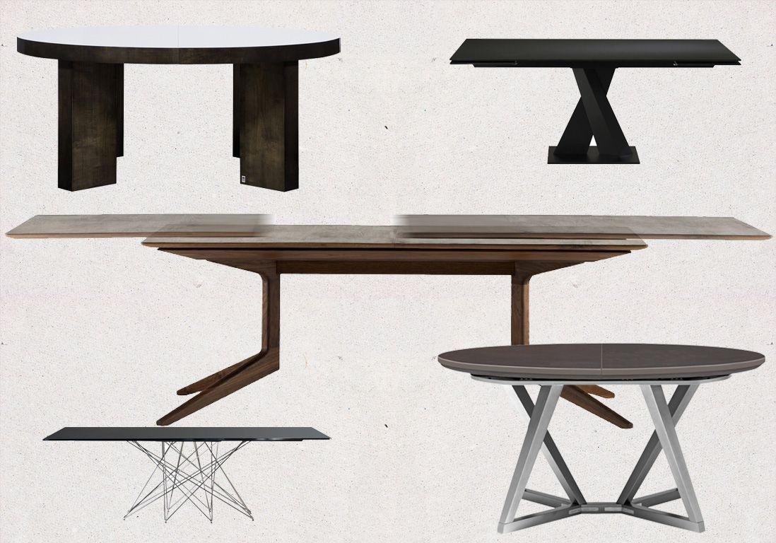 Des tables à rallonges qui voient grand !