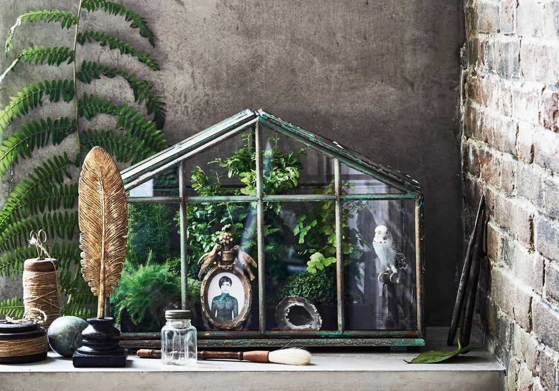 Nos id es pour d corer votre jardin d hiver elle d coration - Le jardin d hiver ...