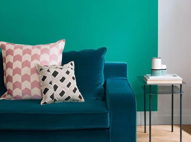 Quelles couleurs associer avec le vert ?