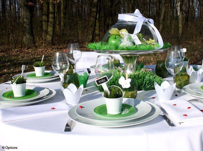 15 id es d co pour un joli centre de table de mariage for Site idee deco