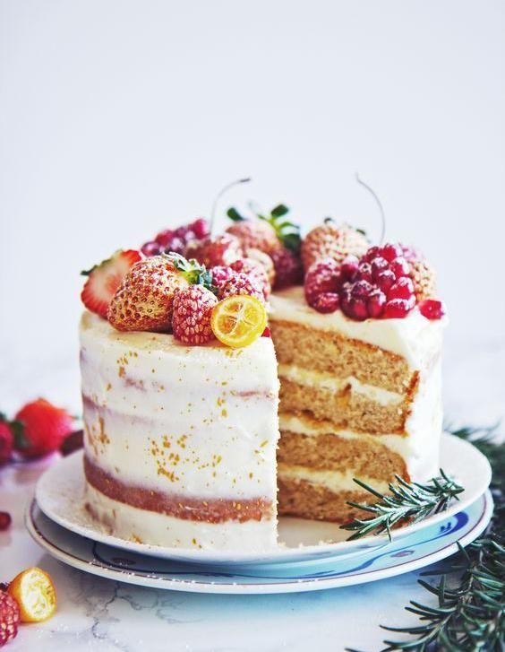 25 idées de gâteaux de fête des mères