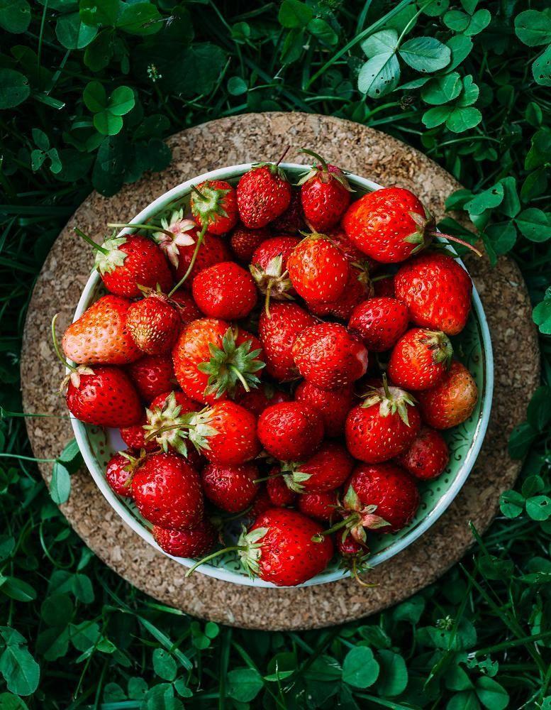 Nos plus belles recettes aux fraises