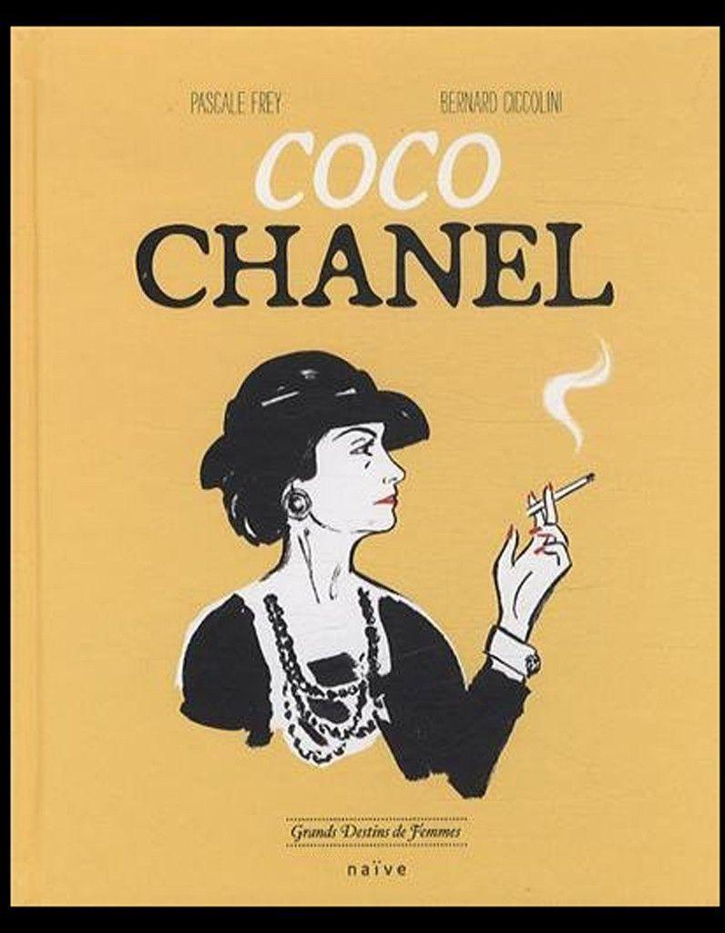 Coco Chanel de Pascale Frey et Bernard Ciccolini Naive