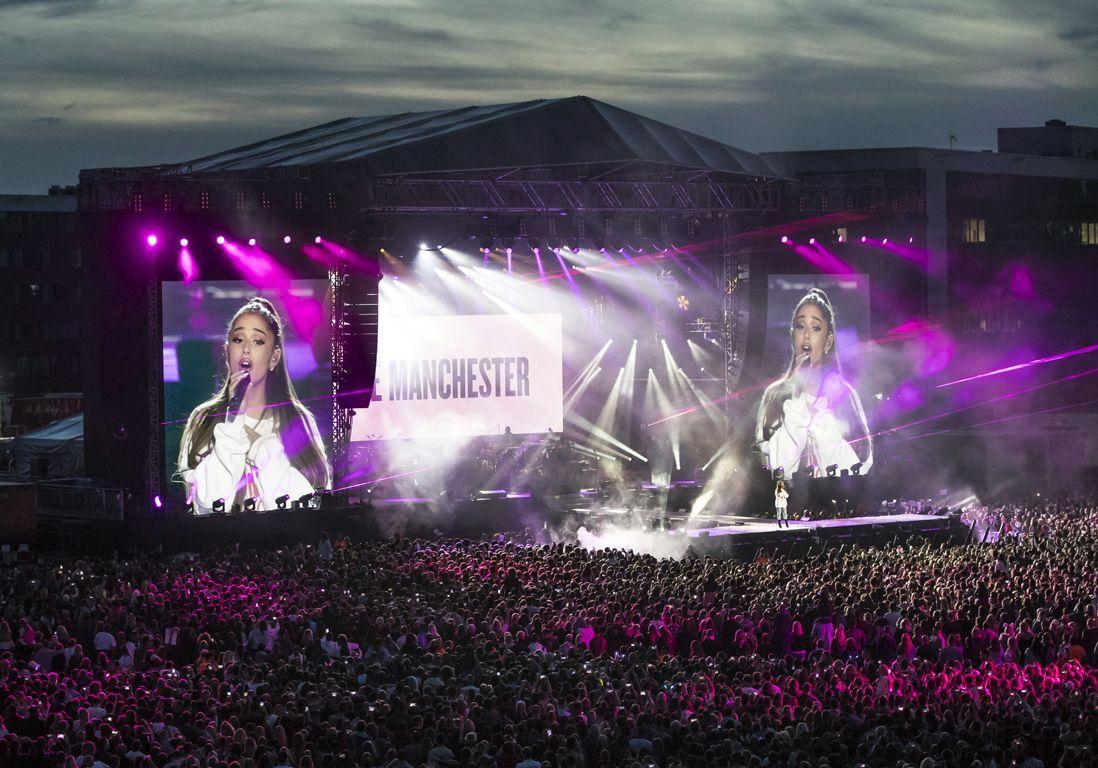 One Love Manchester : les photos du concert-évènement