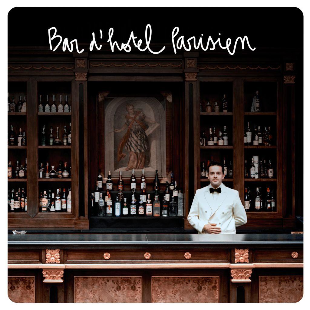 Notre sélection des meilleurs bars d'hôtels parisiens