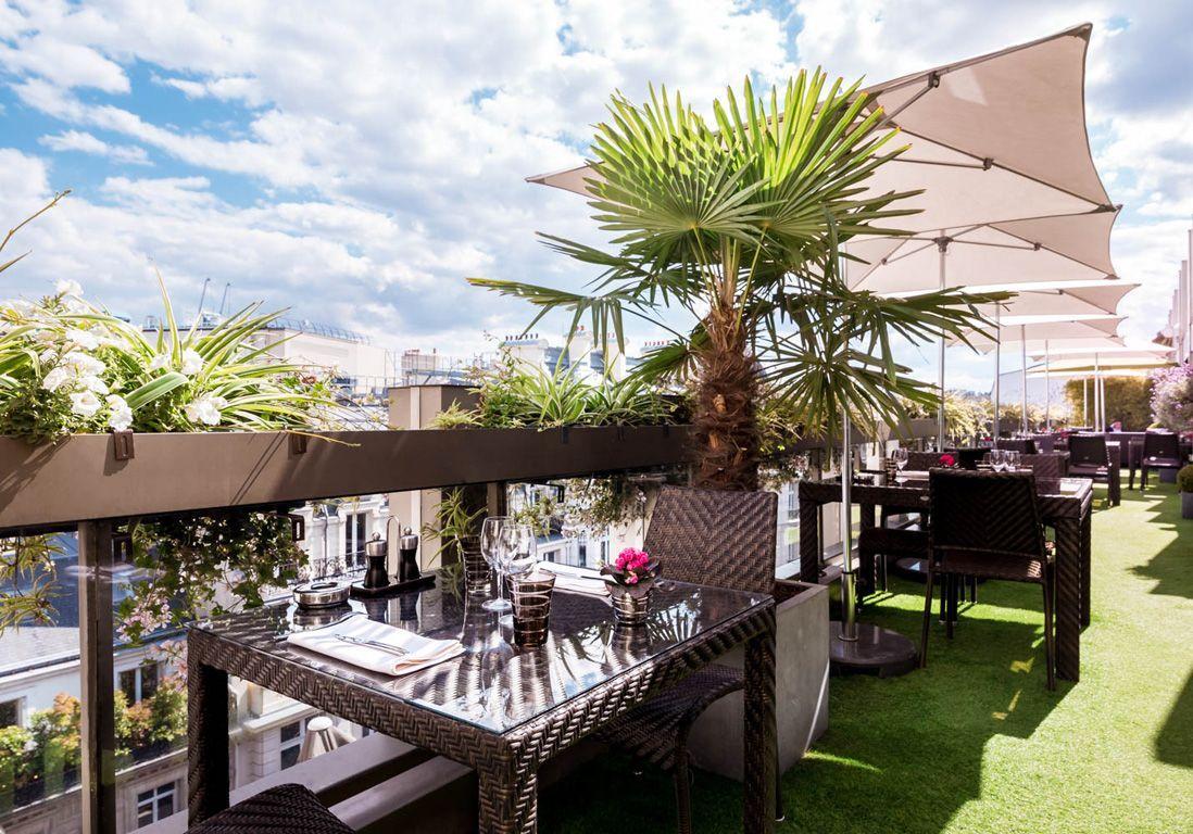 Les meilleurs rooftops de Paris pour boire un verre