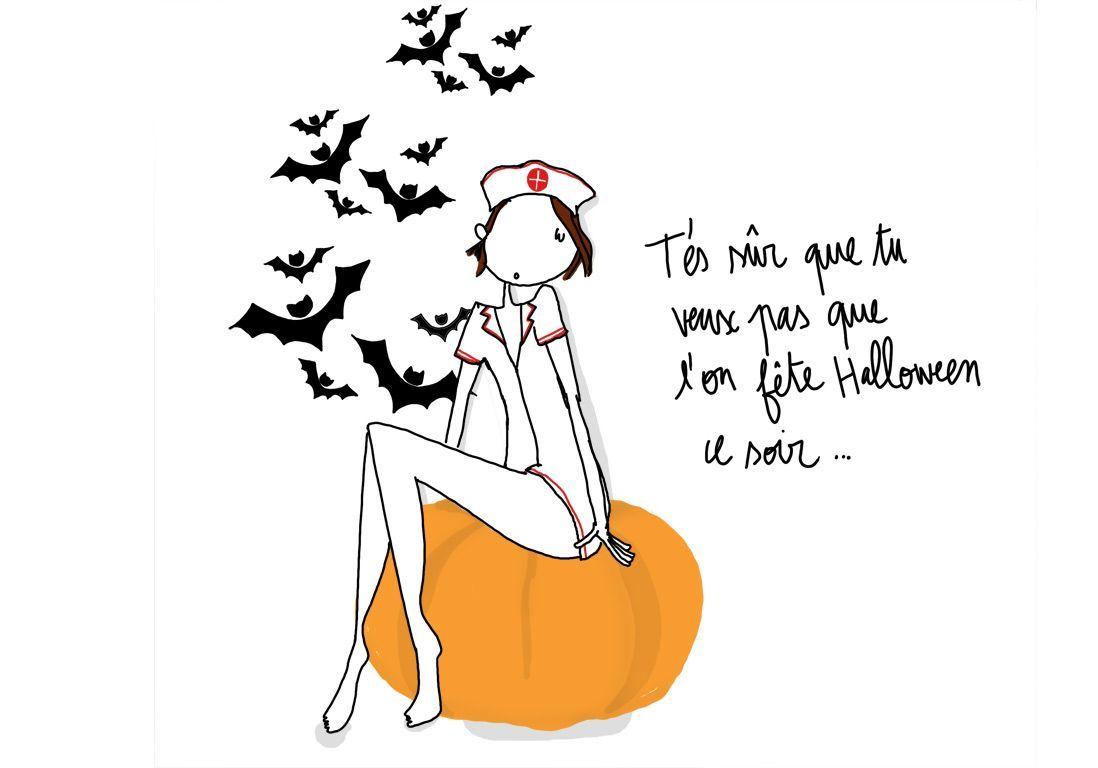 8 positions flippantes pour Halloween