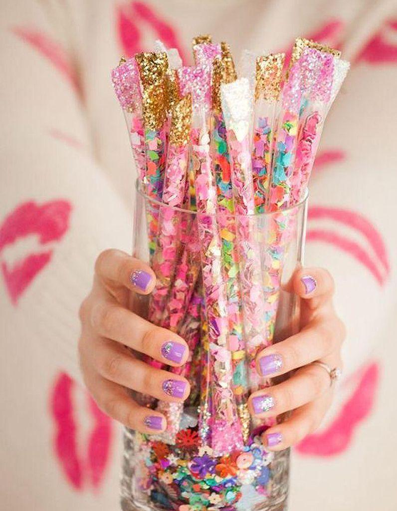 Oh les jolis confettis !