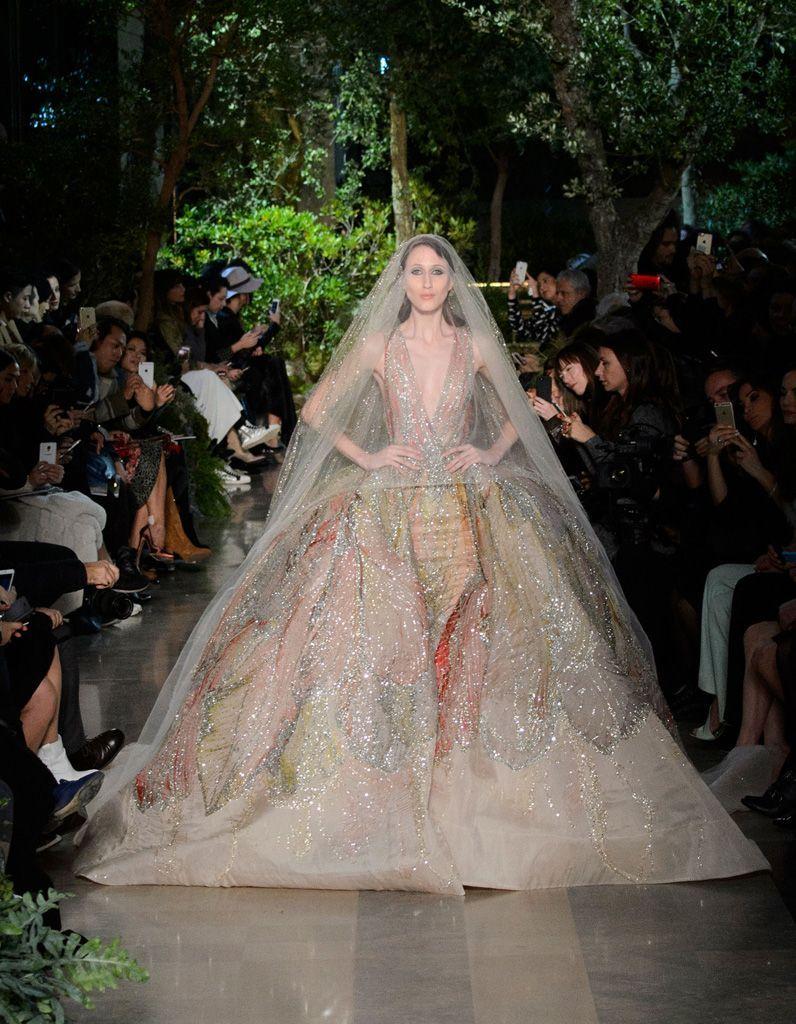 Les Robes de mariée couture qui nous font rêver