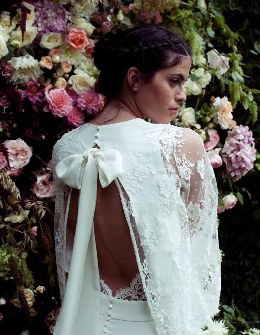 30 robes de mariée en dentelle repérées sur Pinterest