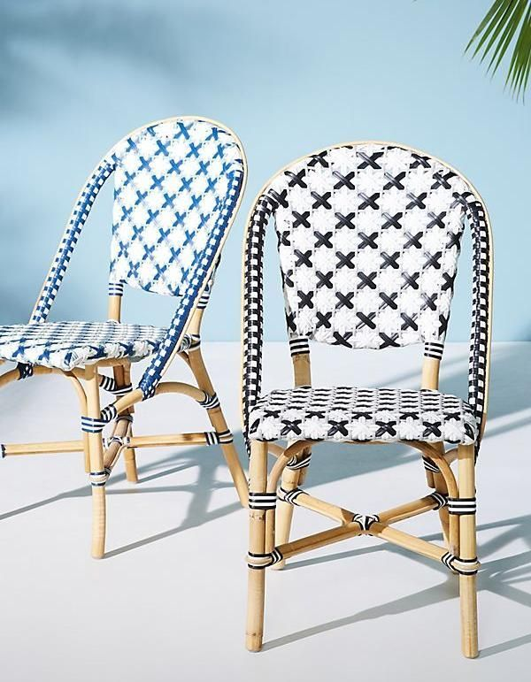 chaises anthropologie