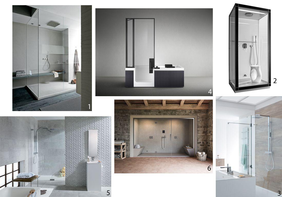 nouveautés salle de bains douche