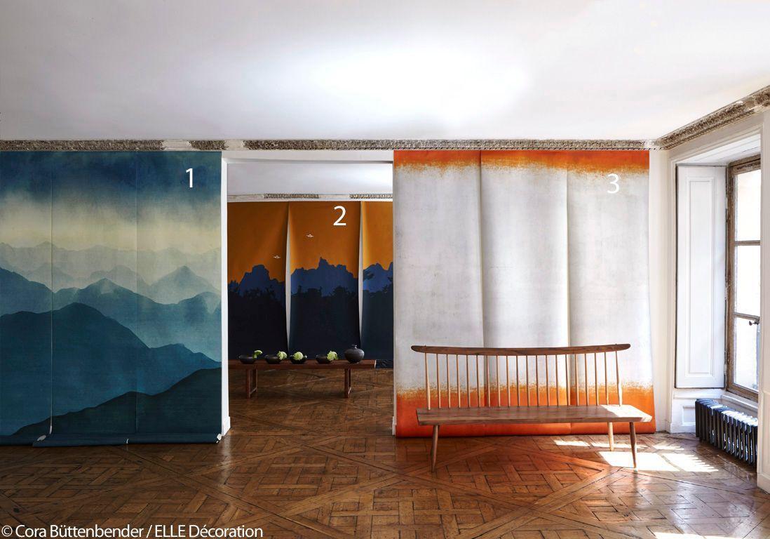 papier peint panoramique couleurs