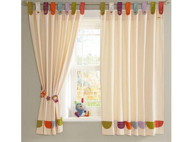 Quel rideau pour une chambre d enfant elle d coration - Quel rideau dans une cuisine ...