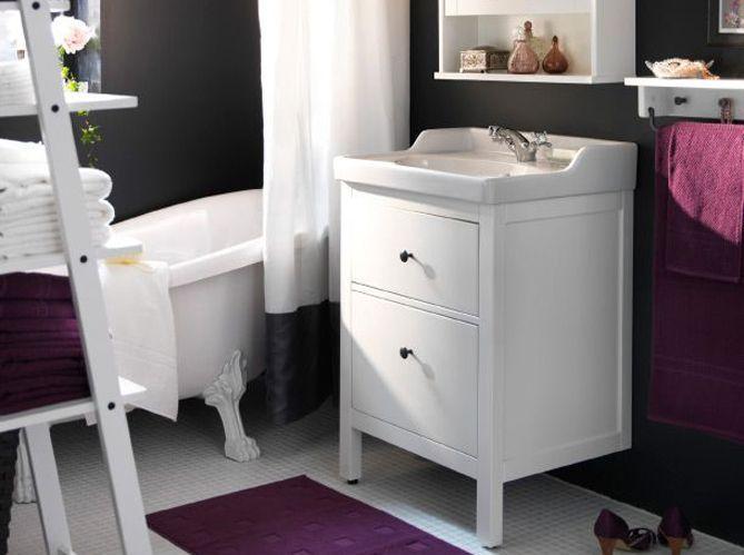 Salle De Bain Retro Ikea : Salle de bains rétro nos conseils elle décoration