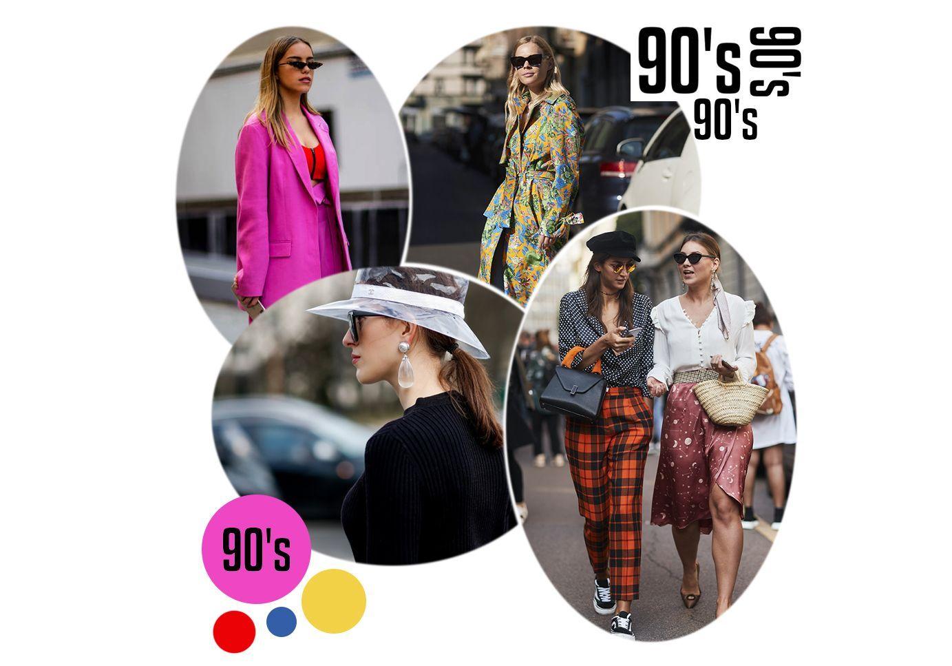 5 accessoires des années 90 qu'on ne quittera pas de l'été