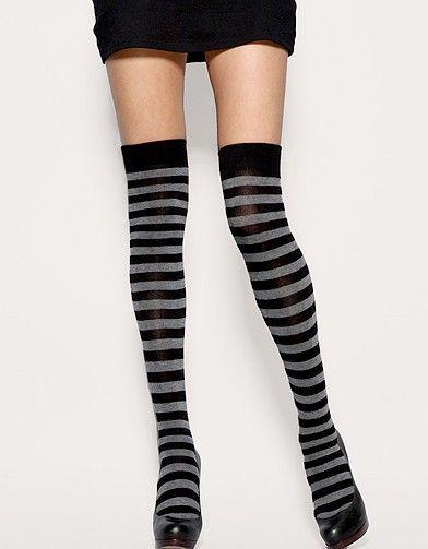 Mode tendance look shopping accessoires chaussettes hautes asos