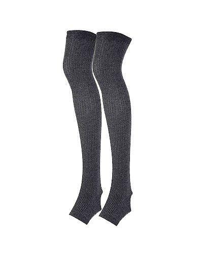 Mode tendance look shopping accessoires chaussettes hautes forever 21