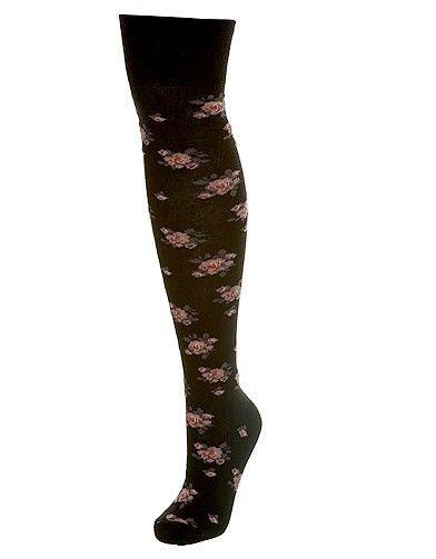Mode tendance look shopping accessoires chaussettes hautes Missselfridge