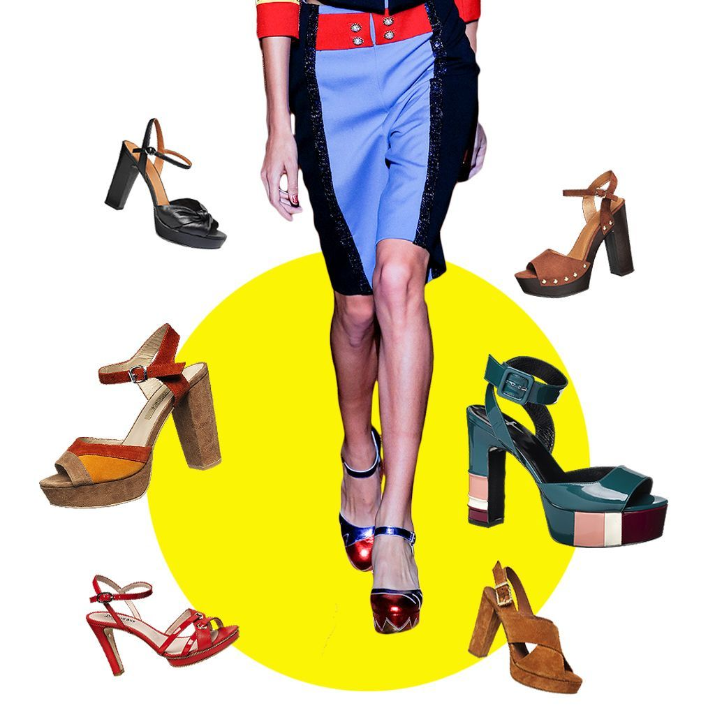 16 paires de sandales à plateau pour commencer l'été du bon pied