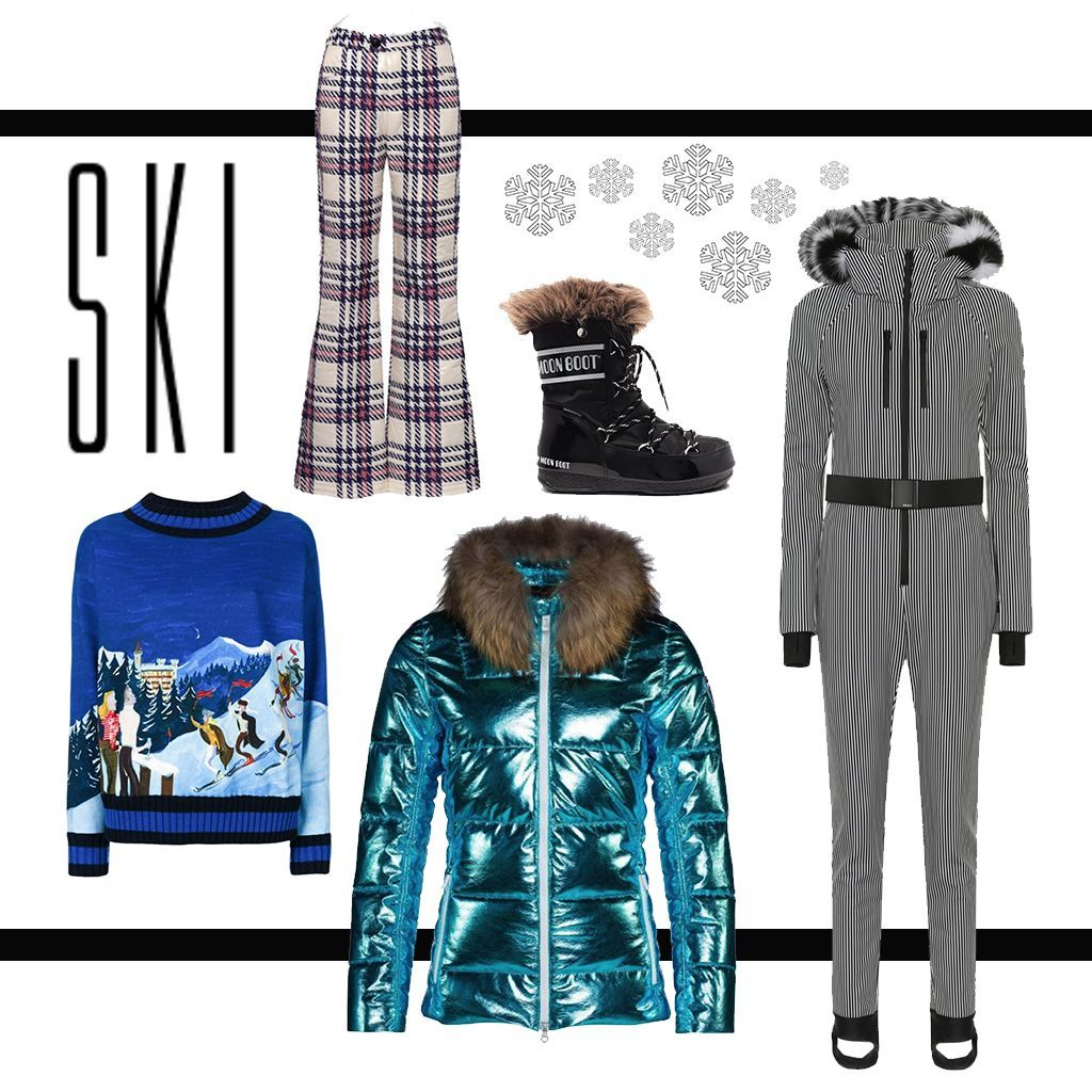 On s'habille pour le ski !