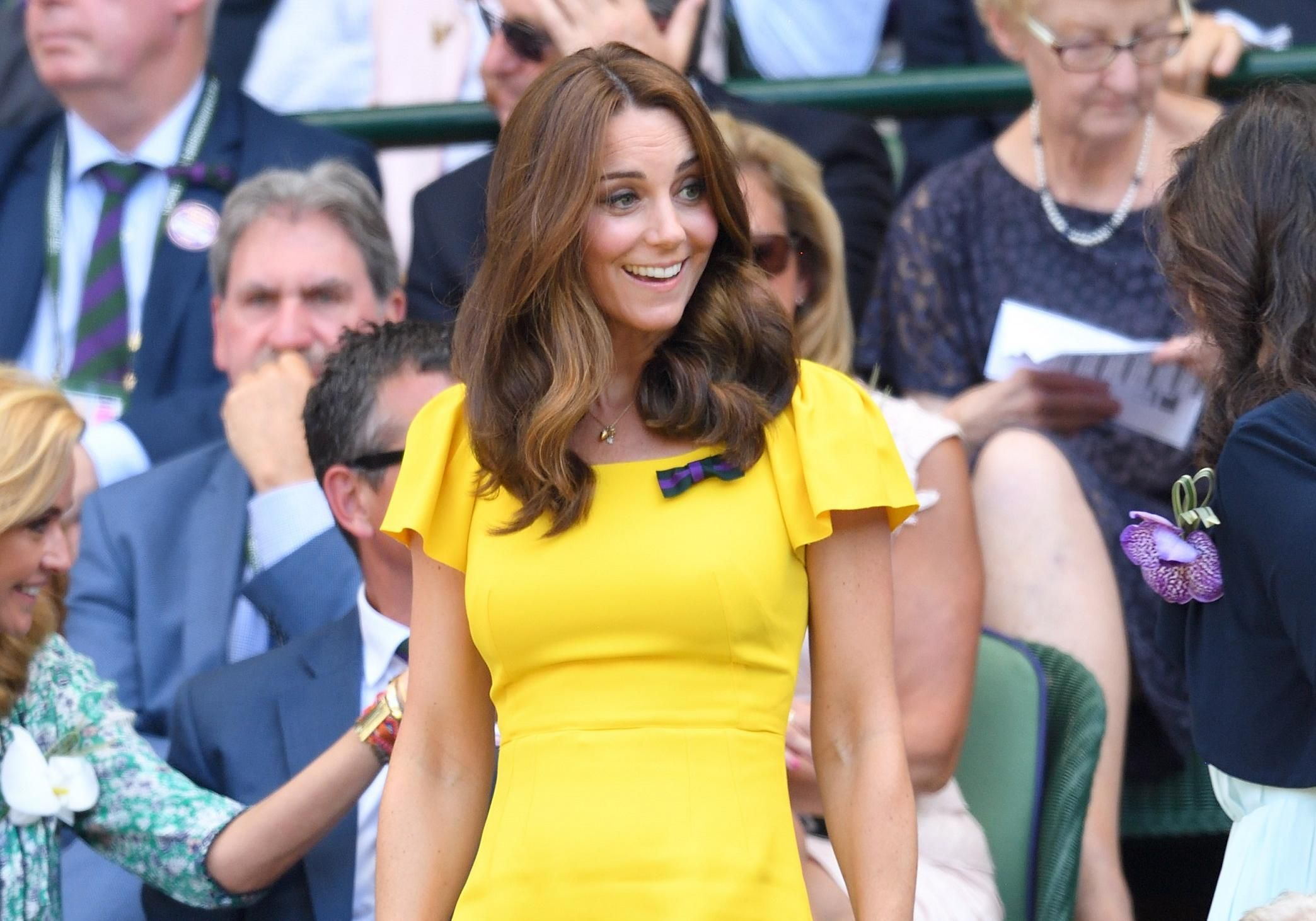 Quand Kate Middleton pique une robe à Meghan Markle