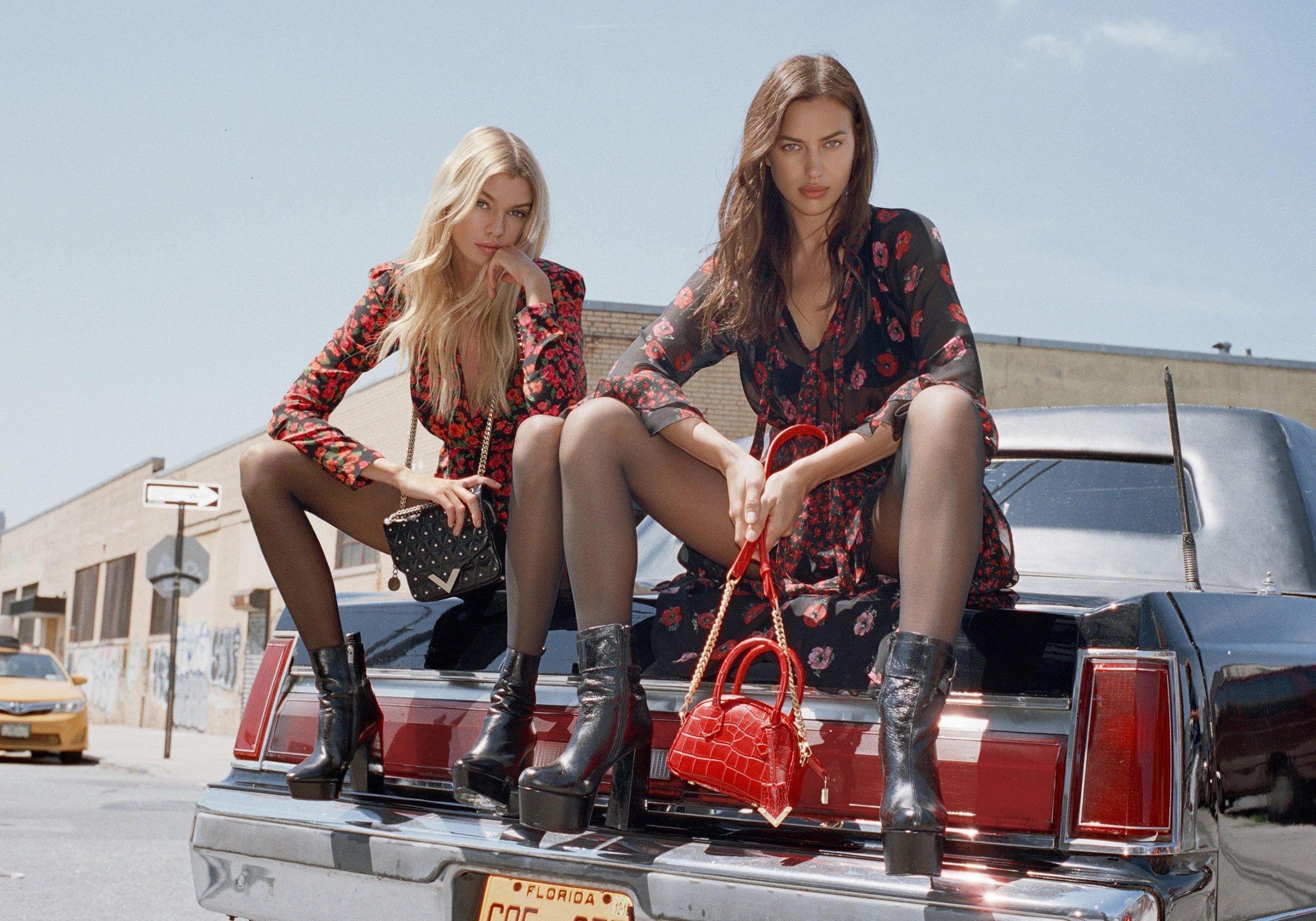 Et si Irina Shayk et Stella Maxwell avaient imaginé le sac parfait pour la rentrée ?