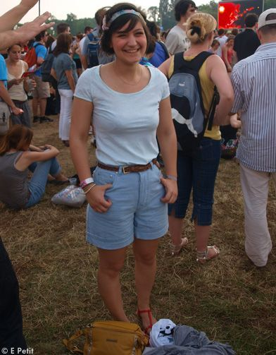 Solidays : le look des festivalières
