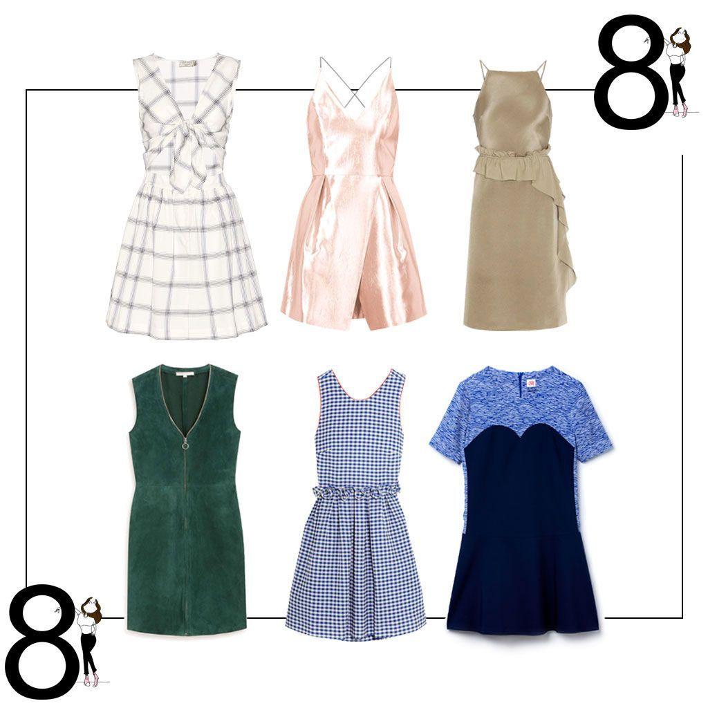 15 robes pour ma morphologie en 8
