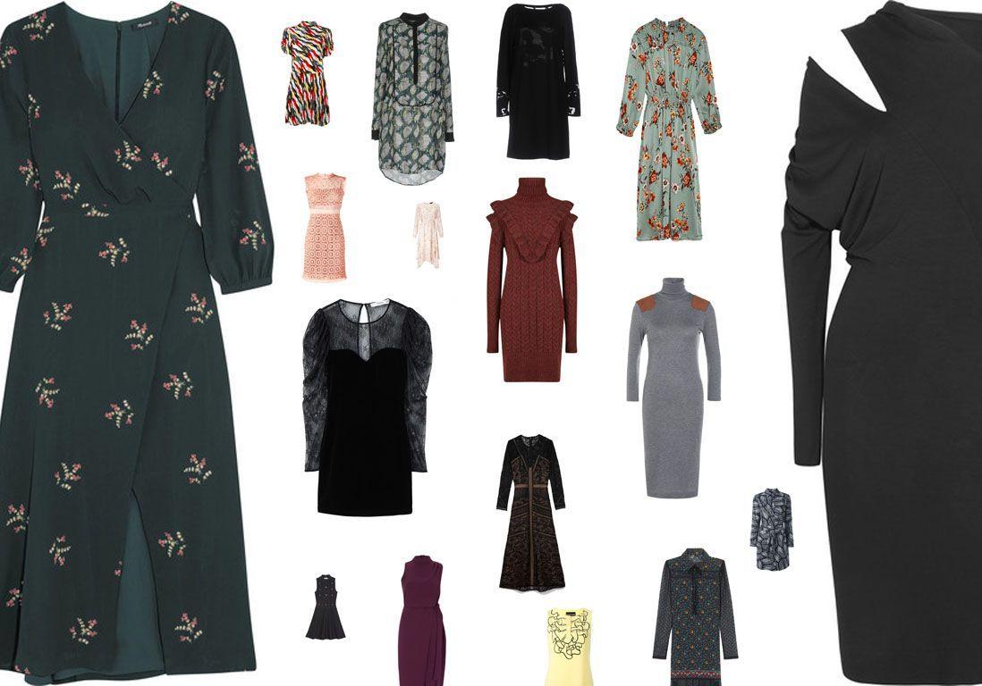 40 robes soldées pour attendre le printemps