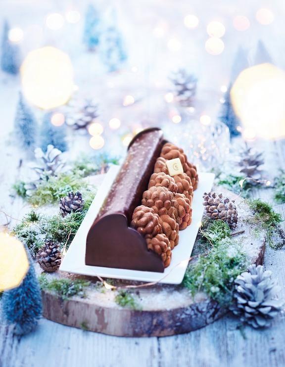 Les plus belles bûches de Noël