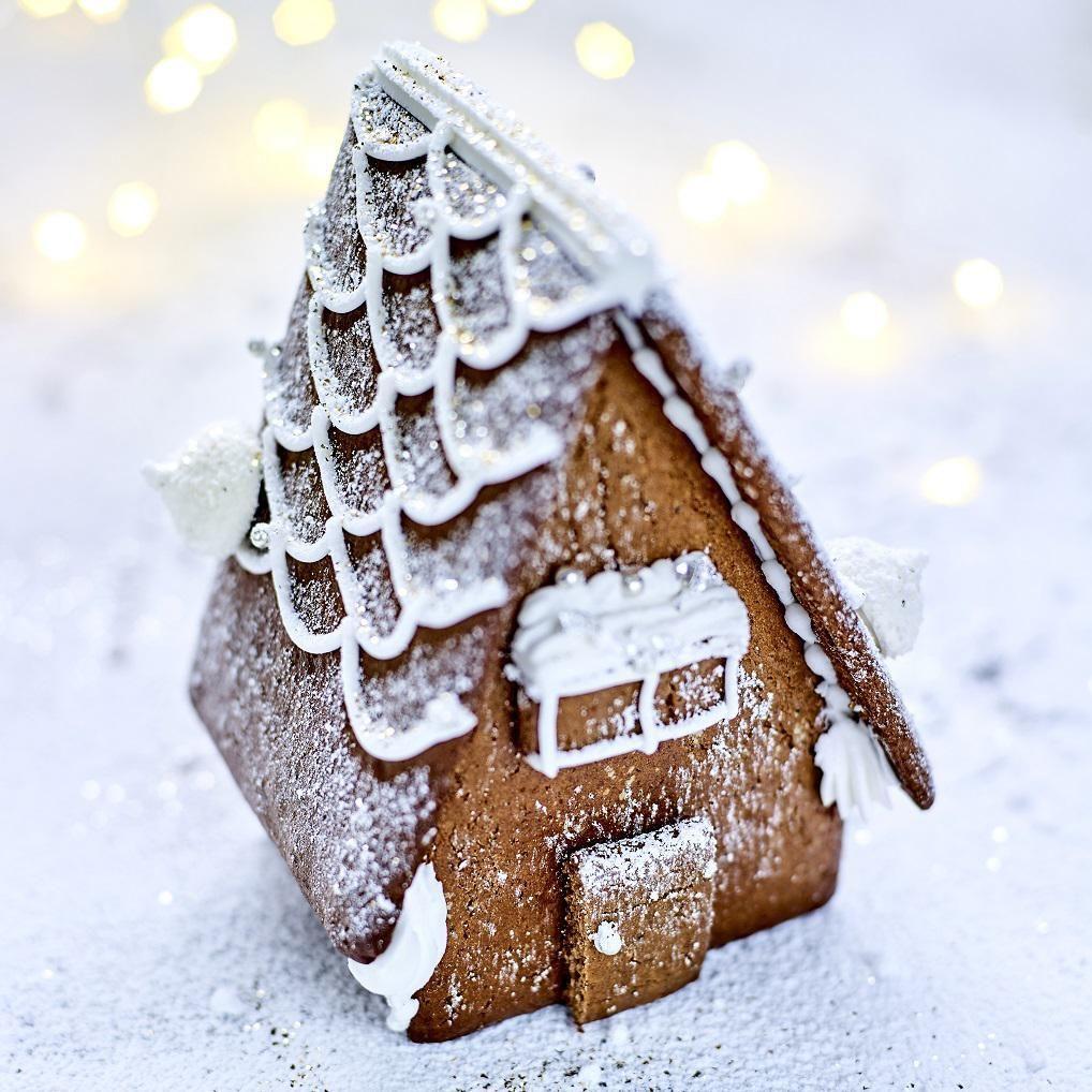 Comment faire une maison en pain d'épices ?