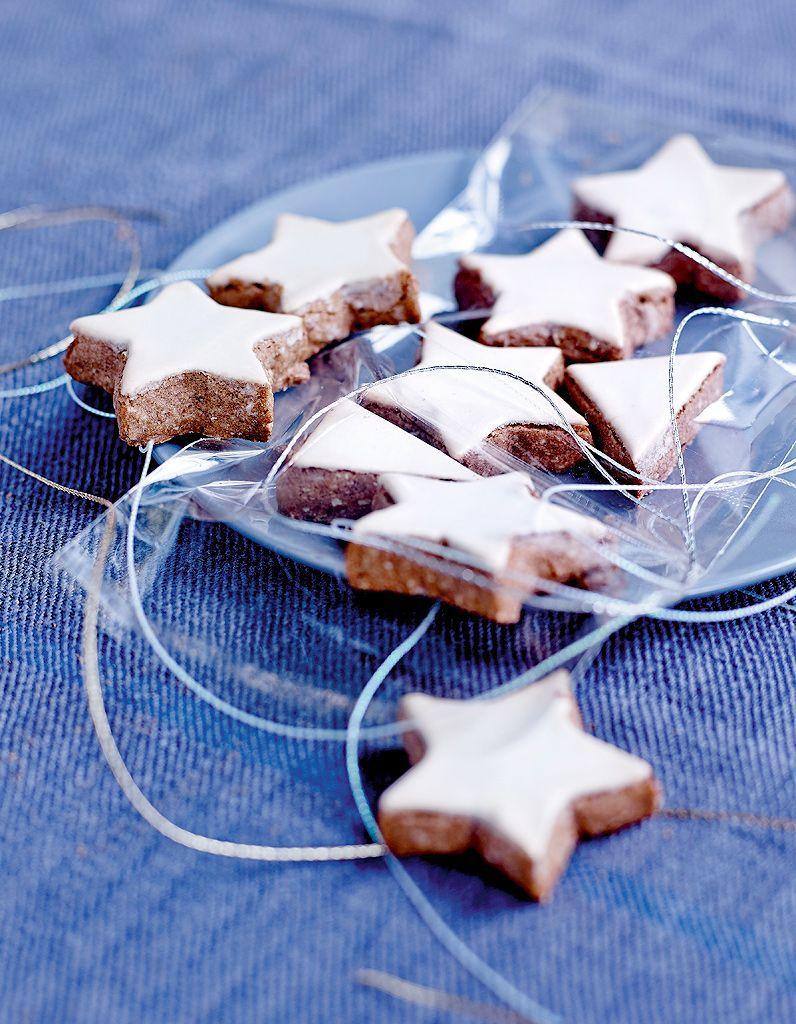 Pas à pas : les étoiles de Noël à la cannelle
