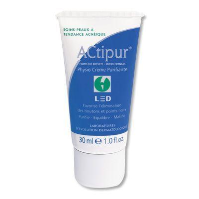 ACtipur Physio Crème Purifiante