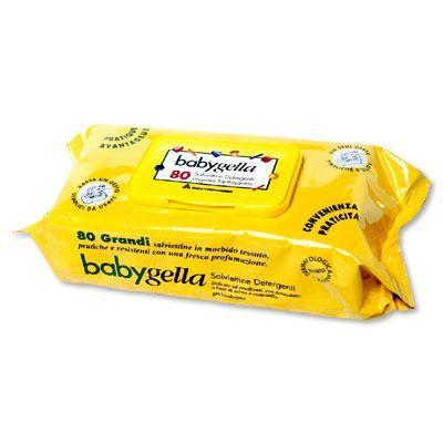 Babygella Lingettes
