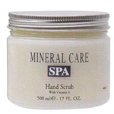 Hand Scrub / Mineral Care