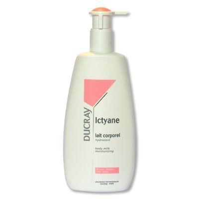 Ictyane lait corporel hydratant