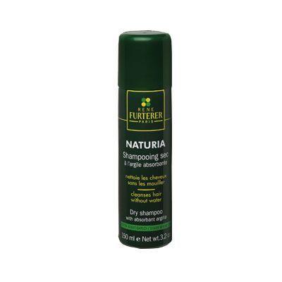 Naturia Shampooing sec à l'argile absorbante